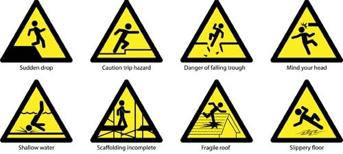 Triangles for Safety post