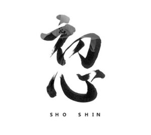Japanese character Sho Shin for Cleansing and Renewal blog post